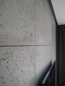 okładziny betonowe
