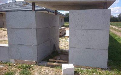 Beton architektoniczny zbrojony