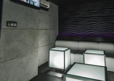 Q Club konin beton architektoniczny1