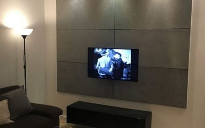 Beton architektoniczny – materiał na ścianę w każdym pomieszczeniu