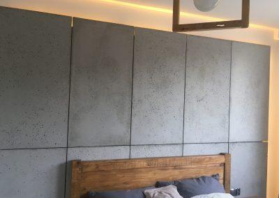wroclaw sypialnia beton architektoniczny1