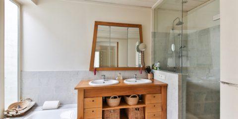 beton łazienka