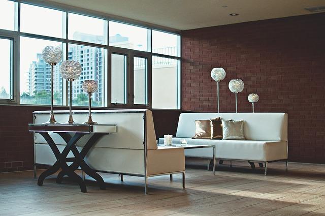Dom lub mieszkanie w stylu industrialnym