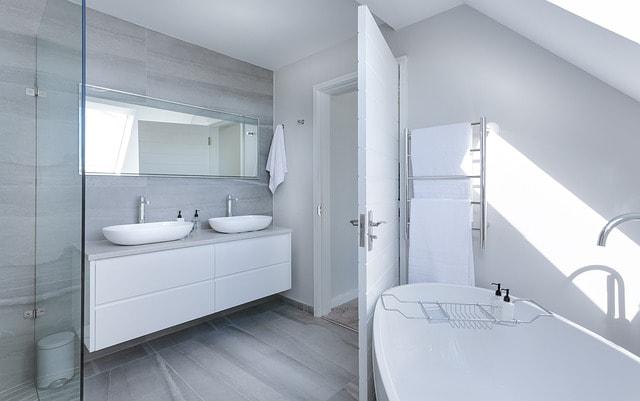 Najciekawsze łazienkowe Trendy Na 2018 Rok Modern Concrete