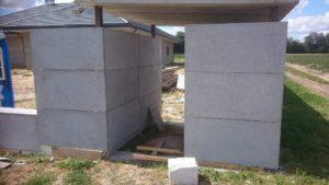 płyty betonowe budowla