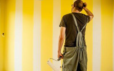 Malowanie mieszkania – jak się do tego zabrać i wyjść zwycięsko ze starcia?