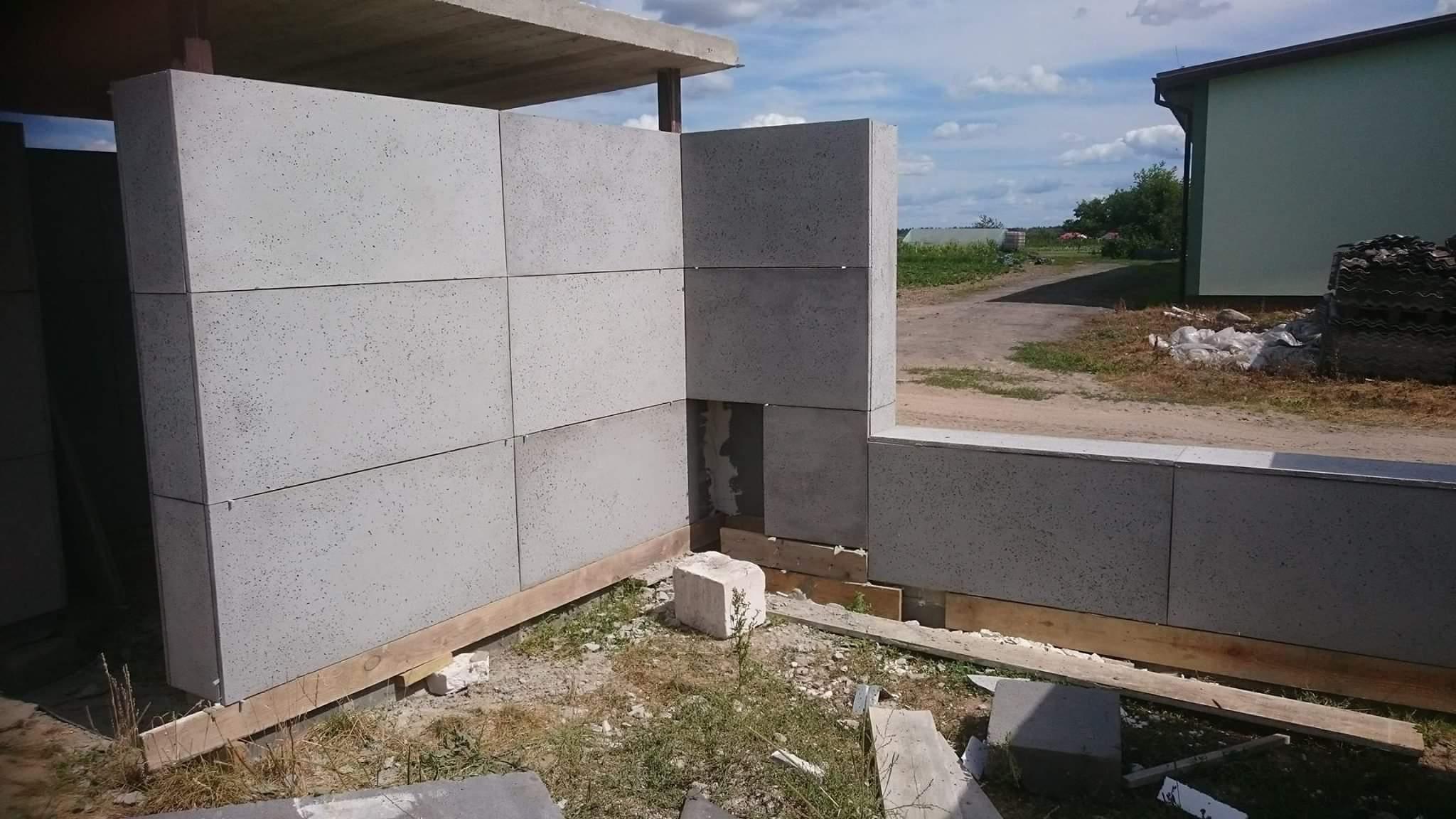 Płyty Tarasowe Betonowe Mała Architektura Z Betonu