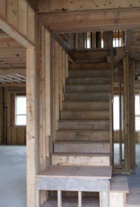 drewniane schody aranżacje inspiracje