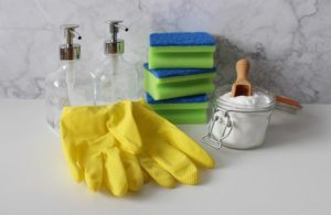 czystość w domu sprzątanie