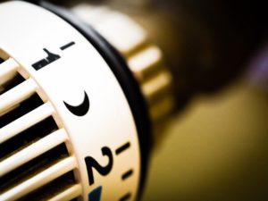 kaloryfer termostat