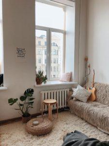 mieszkanie dla jednej osoby pokój kawalerka