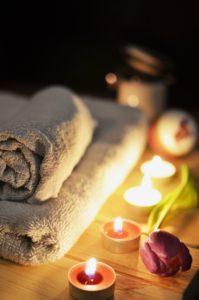 sauna spa salon piękności