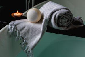 spa sauna salon piękności w domu