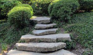 droga ścieżka beton