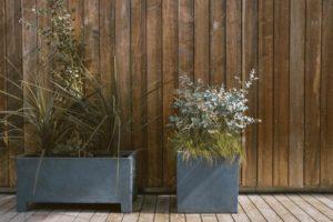aranżacje drewno beton dodatki
