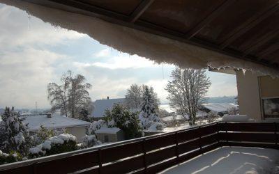 Pielęgnacja i konserwacja betonowego tarasu przed zimą