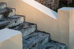 schody zewnętrzne betonowe