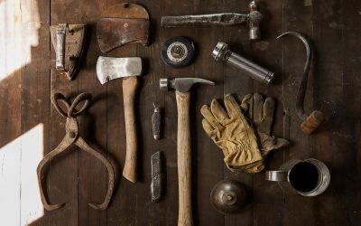 Kącik majsterkowicza, jak ergonomicznie rozłożyć i dobrać potrzebne narzędzia do pracy?