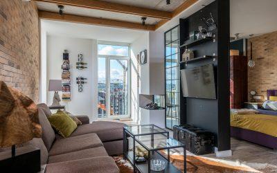 Jak urządzić loftowe mieszkanie?