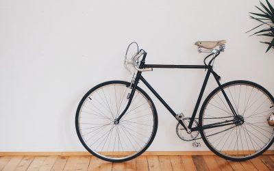 Jak urządzić schowek na rower?